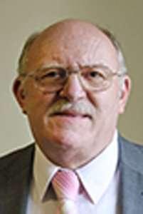 Leek Town Councillor Brian Johnson
