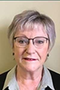 Leek Town Councillor Lyn Swindlehurst