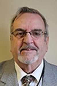 Leek Town Councillor Mike Worthington