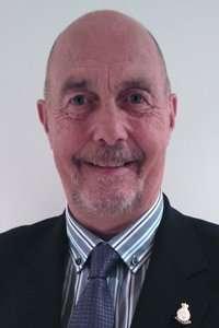Leek Town Councillor Roy Molson