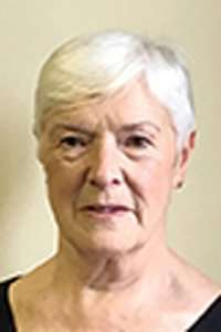 Leek Town Councillor Sue Coleman