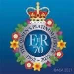 Platinum Jubilee Weekend 2022 Logo