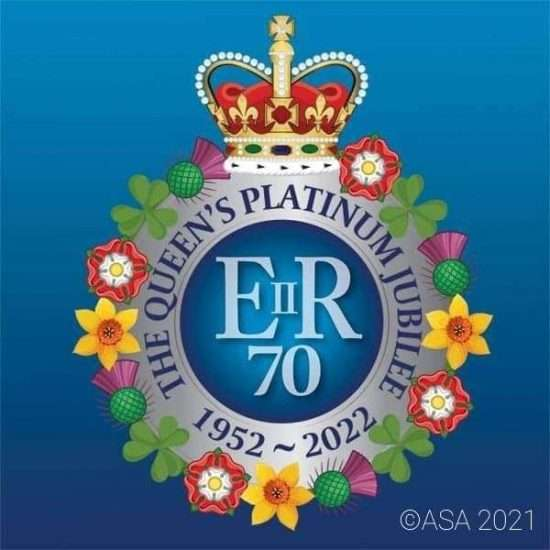 Platinum Jubilee Weekend 2022 Logo