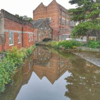 Brindley Mill by Tammy Mellor
